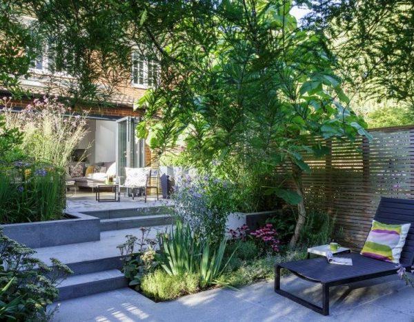 ideas de decoracion de jardines pequeños