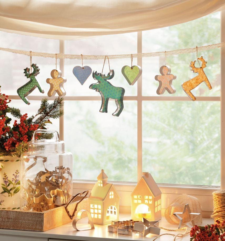 ideas de decoracion navideña para el hogar