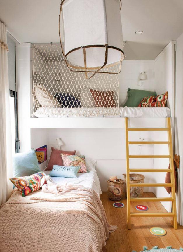ideas de literas para espacios pequeños