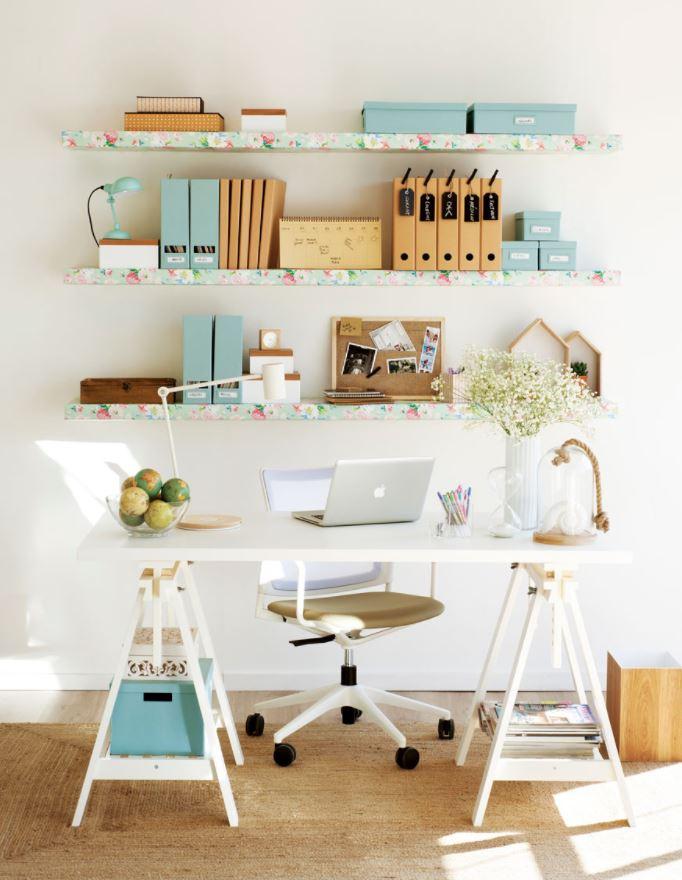 ideas decoracion despacho casa