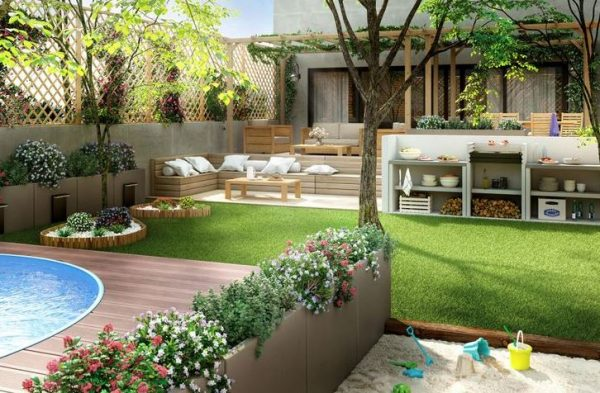 ideas decoracion jardines