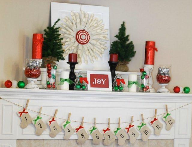 ideas originales de decoracion para navidad