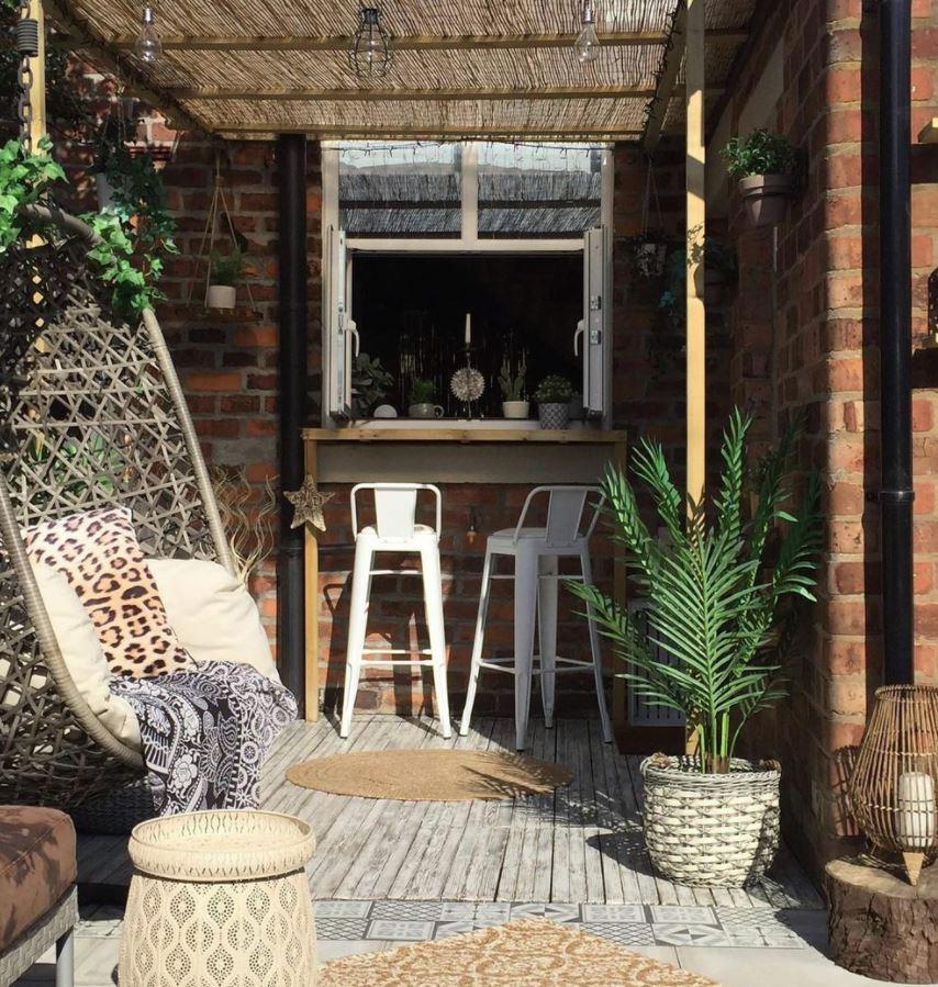 ideas originales para decorar jardines