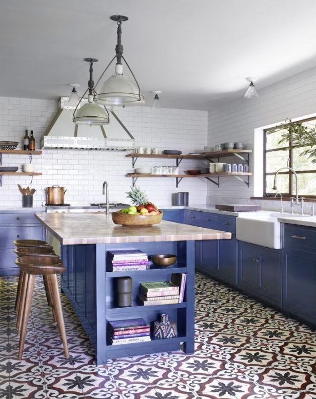 ideas para decorar cocinas con isla