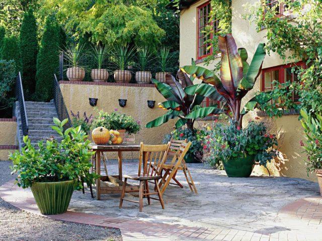 ideas para decorar jardines grandes y pequeños