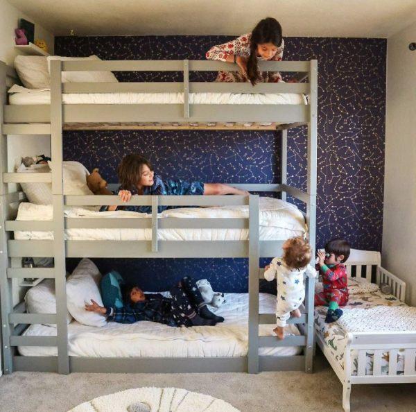 literas tres camas baratas