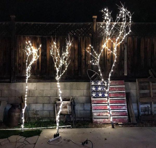 luces de navidad para exterior baratas