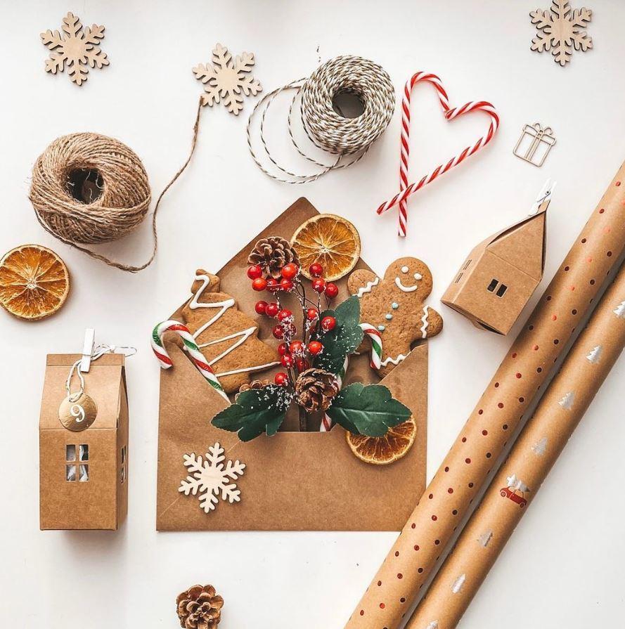 manualidades originales de navidad