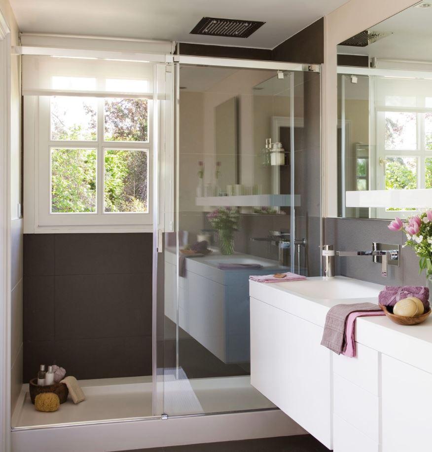 mejores mamparas de ducha para personas mayores