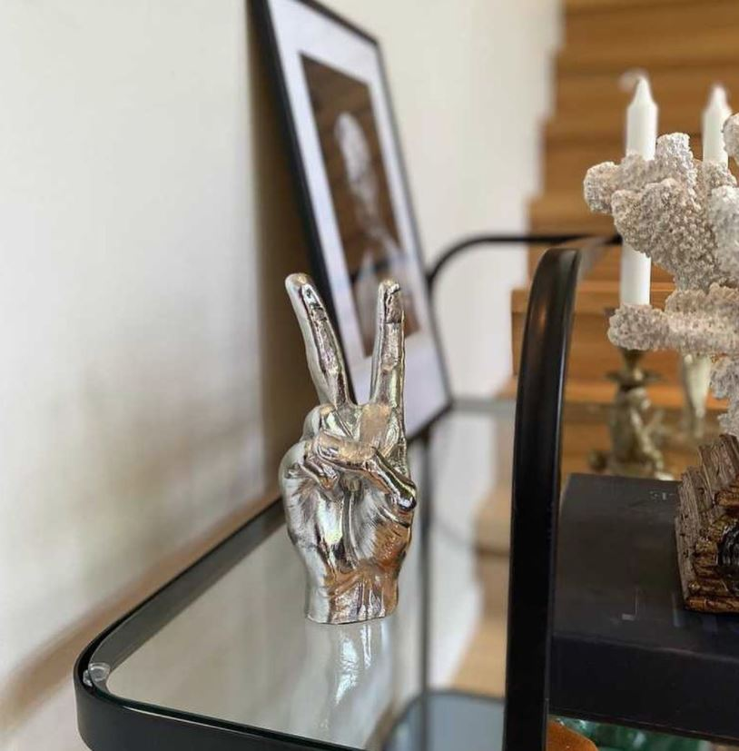 objetos para decorar muebles de salon