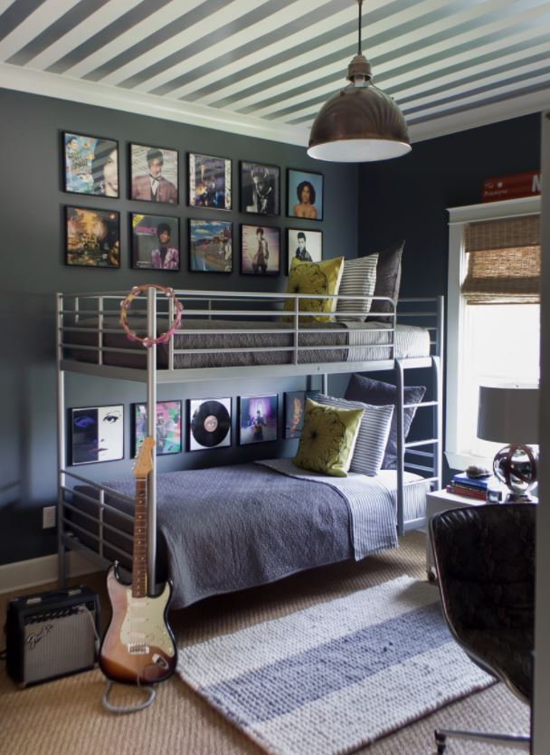 pintar dormitorio juvenil