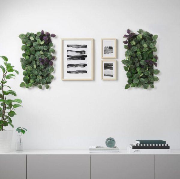 plantas artificiales grandes baratas