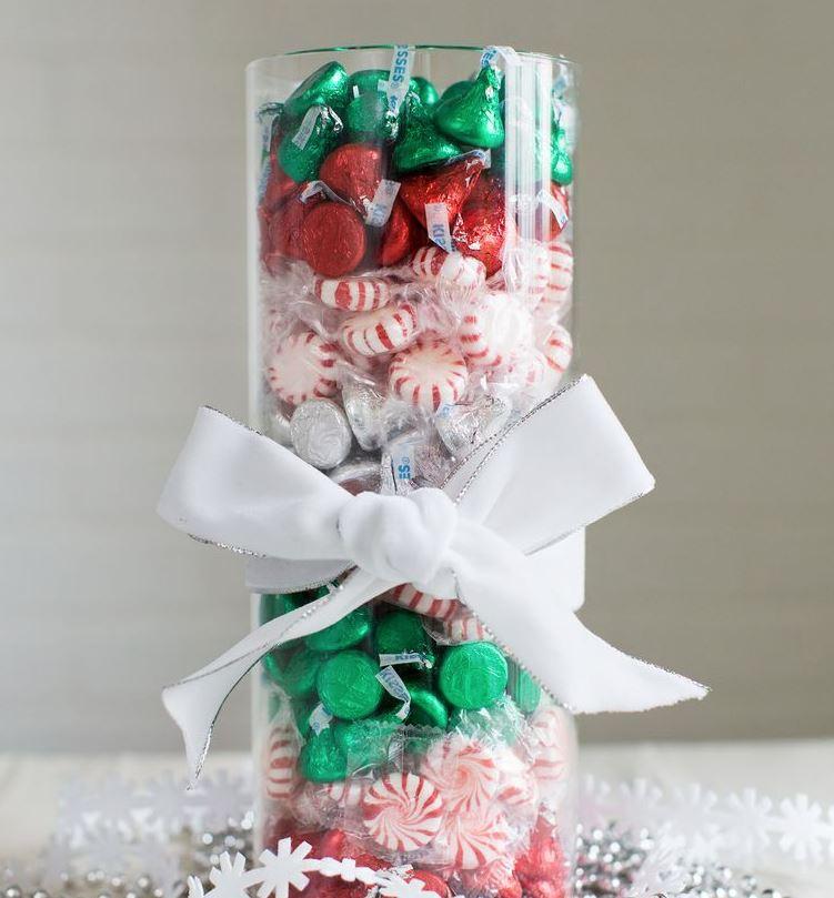 polvorones navidad decorados