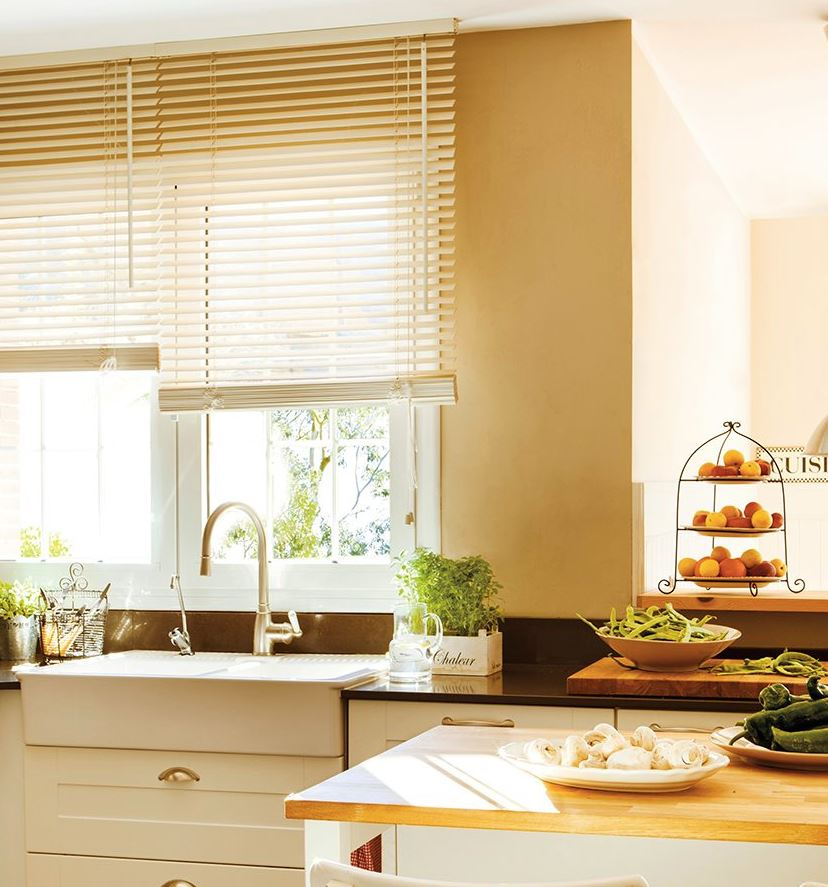 stores de cocina originales sencillos
