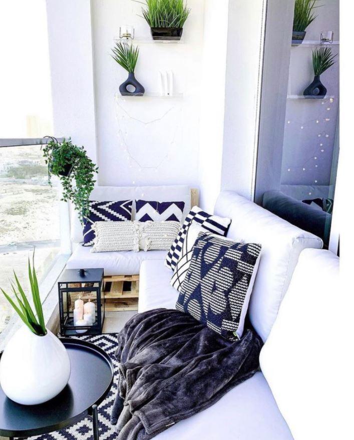 terraza pequeña decoracion