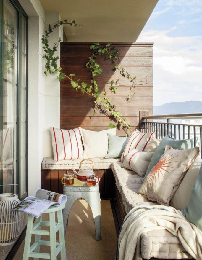 terrazas pequeñas decoradas
